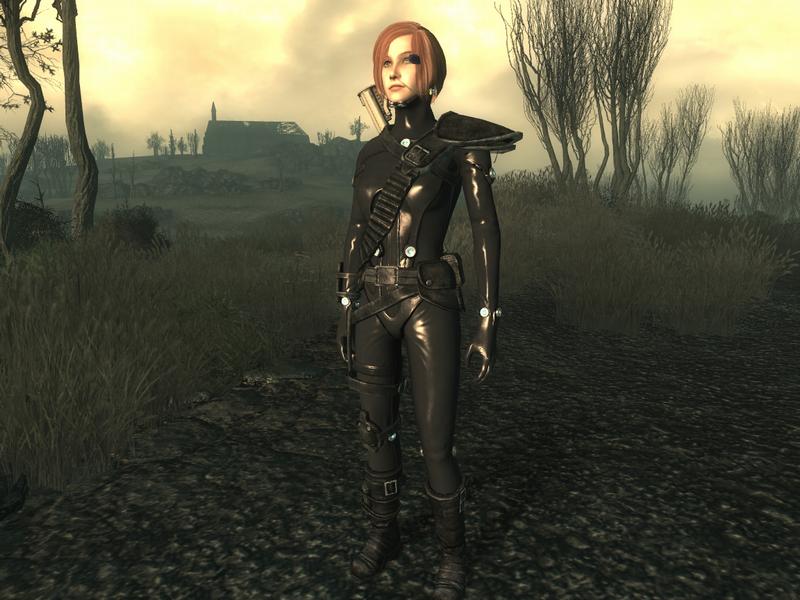 Fallout 3 моды